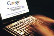 Google: to display Twitter ads