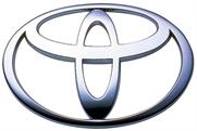 Toyota: readies marketing push