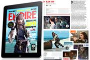 Bauer Media: launches Empire iPad edition
