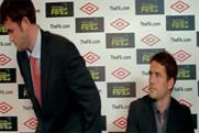 FA Umbro Five ad: starring Michael Owen