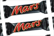 Mars: wants fewer than 250 calories in each bar