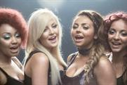 Little Mix: in Marks and Spencer's Christmas campaign