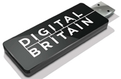 Digital Britain: wants 70% reduction in online piracy