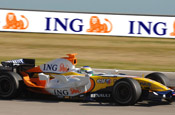 ING: sponsored Renault F1 team