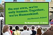 Oxfam: 2010 'humankind' campaign