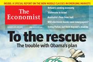 The Economist  up 3.1% year on year