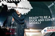 Duck and Cover: launches model competition online