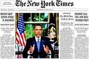 NY Times boss says staying open to web crucial to paywall