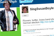 Twitter: Susan Boyle page