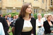 Lewis: Sophie Ward as Isobel Crompton