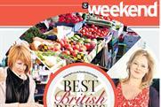 Telegraph Weekend: food campaign