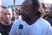 Charles Ramsey: kidnap victim's rescuer is interviewed in Cleveland