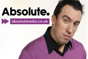 O'Connell: spearheading latest campaign on Absolute Radio