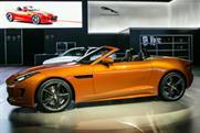Imagination delivered Jaguar Land Rover's presence at the key industry show