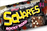 Kellogg's: rolls out Rocky Road Rice Krispies Squares