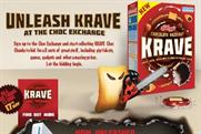 Krave: Kellogg brand's auction site