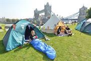 Campingninja partners with Tough Mudder