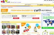 eBay hands European digital ad brief to Essence