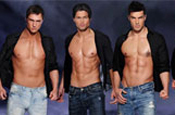 Here Come The Boys: going head to head with The Chippendales