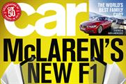 Bauer's Car showing modest growth