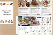 Waitrose: promoting 'Waitrose days'