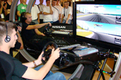 PlayStation: giving gamers a chance to compete in real life race