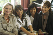Mistresses: pulled in 4.8m viewers for BBC One