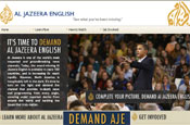 Al Jazeera: launching US and Canadian english websites
