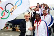 Mayor Boris Johnson... GLA pitch