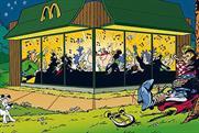 McDonald's ad: Asterix stars
