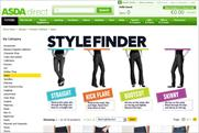 Asda: readies George jeans launch