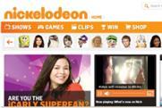 Nickelodeon: revamped website offers more opportunities