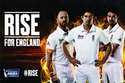England cricket: fans encouraged to use the hashtag #RISE