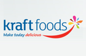 Kraft: new logo designed by agency Nitro