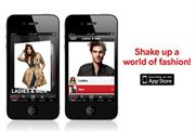 H&M: iPhone app