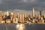 New York City: Americans remain by far the biggest media consumers