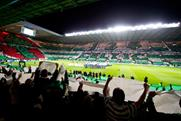 Celtic Football Club: launches Wi-Fi service
