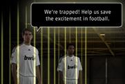 Bwin: online game features Real Madrid stars