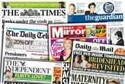 Dawson Holdings: Trinity Mirror distribution deal to end