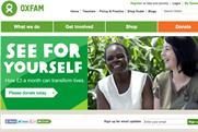 Oxfam: new global digital platform