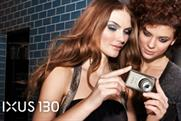 Canon Ixus: camera manufacturer readies sales drive
