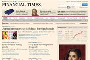 Financial Times: joins Flipboard
