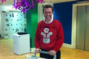 Steve Parker: forget the Vest, where did you get that jumper?