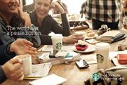 Starbucks: launching global ad campaign