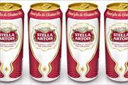 Stella Artois: celebrates its Christmas roots