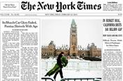 New York Times: seeking ways to conserve cash