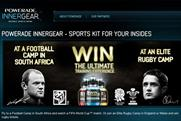 Powerade: promotion offers exclusive training experiences