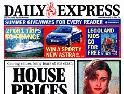 Hollinger wins legal battle with Express