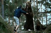 Timberland: man on the run