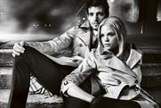 Burberry: ad campaign stars actress Gabriella Wilde and musician Roo Paines